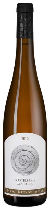 Вино Domaine Marc Kreydenweiss Kastelberg Riesling le Chateau (Alsace Grand Cru), 2016, 0.75 л