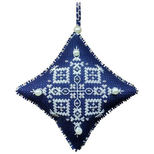 Купить ZENGANA Набор для вышивания бисером и нитками Сказка 8 × 8 см (М-075), Наборы для вышивания