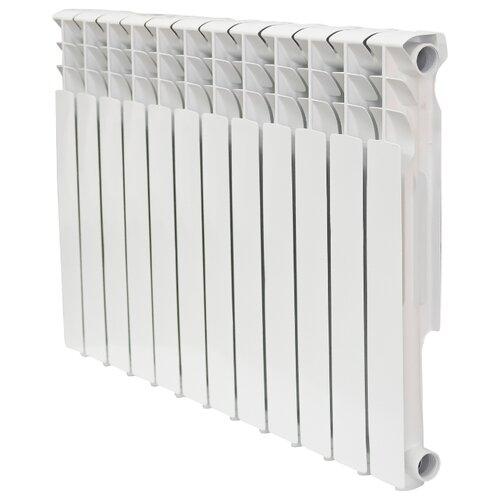 Радиатор алюминиевый AQUAPROM 500*80 12 сек.