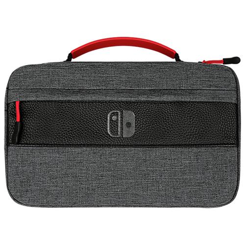 Купить Pdp Сумка Commuter Case Elite Edition для консоли Nintendo Switch/Switch Lite серый