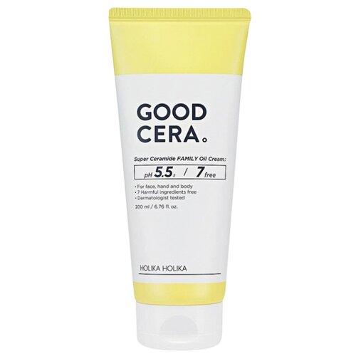 Купить Крем для тела Holika Holika универсальный Good Cera Super Ceramide Family Oil, 200 мл