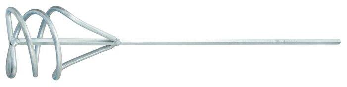 Насадка-миксер для дрели Сибртех 84810 80x450 мм