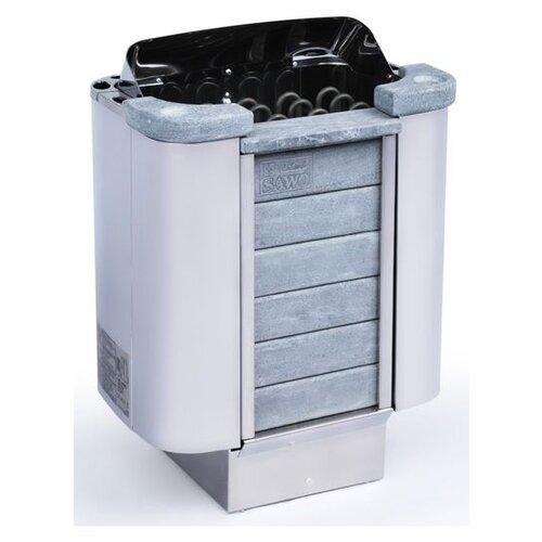 Электрическая банная печь Sawo Cumulus CML-45NI2-P серый