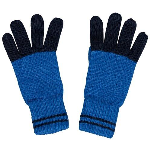 Перчатки 21906BMC7601 Gulliver Baby, синий, размер 12