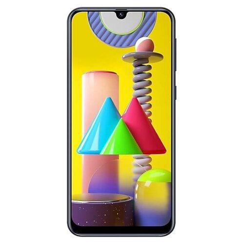 Смартфон Samsung Galaxy M31 черный (SM-M315FZKVSER) смартфон samsung galaxy a70 128 гб черный sm a705fzkmser