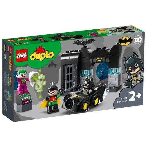 Купить Конструктор LEGO DUPLO 10919 Бэтпещера, Конструкторы