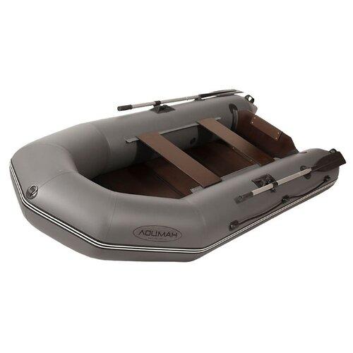 Фото - Надувная лодка Лоцман М-290 ЖС серый надувная лодка лоцман с 260 м серый