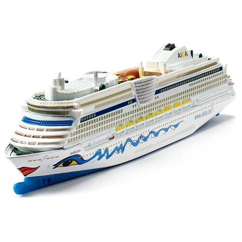 Купить Корабль Siku AIDA Luna круизный (1720) 1:1400 18.1 см белый, Машинки и техника