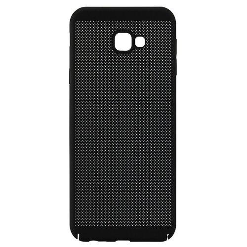 Чехол Volare Rosso Decco для Samsung Galaxy J4+ (2018) черный