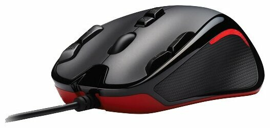 Мышь Logitech Gaming Mouse G300 Black USB