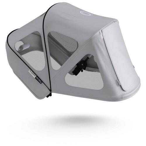 Купить Bugaboo Вентилируемый капюшон от солнца Donkey 3 misty grey, Аксессуары для колясок и автокресел