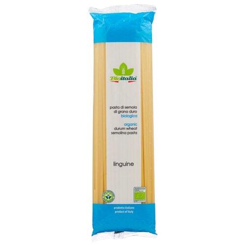 Bioitalia Макароны Organic Linguine, 500 г