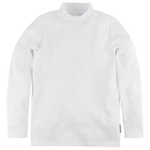 Купить Водолазка Bossa Nova размер 134, белый, Свитеры и кардиганы