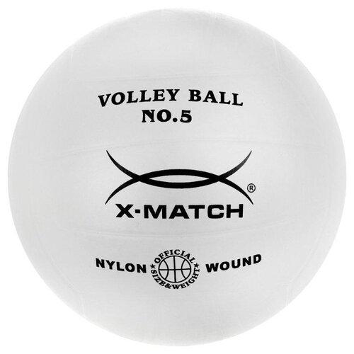 цена на Волейбольный мяч X-Match 56455 белый