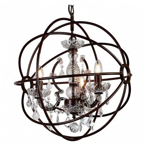 Люстра Favourite Orbit 1834-3P, E14, 120 Вт светильник favourite ternary 2297 3p e14 120 вт