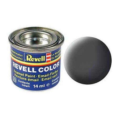 Краски для моделизма, эмалевая, оливково-серая РАЛ 7010, матовая