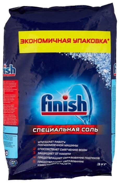 Finish соль для защиты от накипи 3 кг