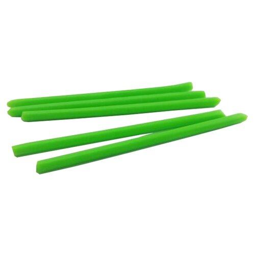 Свеча Magic-Kniga Часовая (парафиновая), зелeный