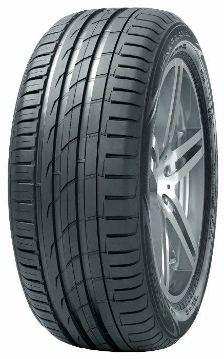 Автомобильная шина Nokian Tyres Hakka Black SUV летняя