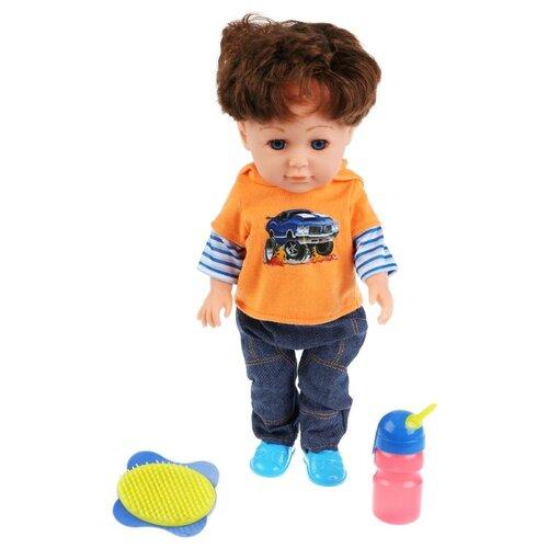 Купить Интерактивная кукла Карапуз Никита, 36 см, Y36BR-RU, Куклы и пупсы