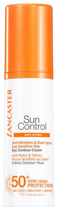 Крем для защиты от солнца Lancaster Sun Control для контура глаз SPF 50