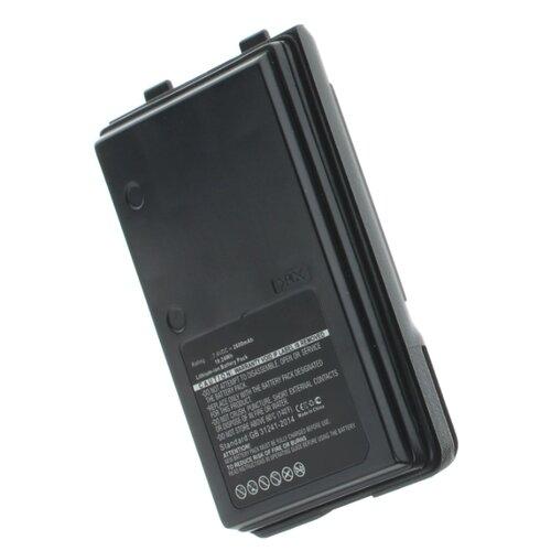 Аккумулятор iBatt iB-U1-M5231 2600mAh для Vertex FT-60R, VX-400, VX-120, VX-410, VX-160, VX-150, VX-170, VX-110, VX-210, VX-420, VX-180, VX-210A, VX-800, FT-60, FT60, VX110, VX160, VX150, VX410, VX420, VX-246, VX120,