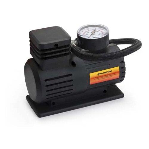 Автомобильный компрессор PHANTOM РН2034 черный