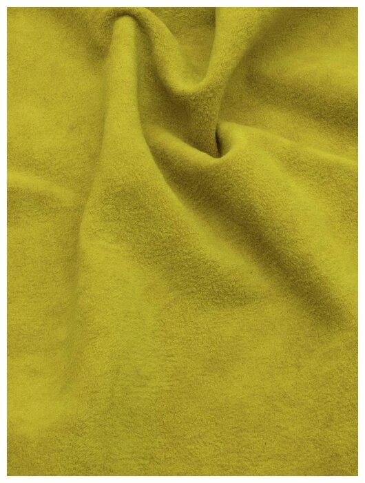 Купить Ткань мебельная (велюр) LUXIO 140х200см, цвет зеленый по низкой цене с доставкой из Яндекс.Маркета (бывший Беру)