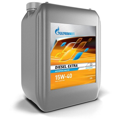 Фото - Минеральное моторное масло Газпромнефть Diesel Extra 15W-40 10 л минеральное моторное масло mannol diesel 15w 40 7 л