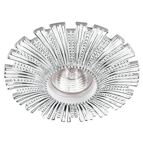 Встраиваемый светильник Novotech Pattern 370324 встраиваемый светильник novotech pattern 370324