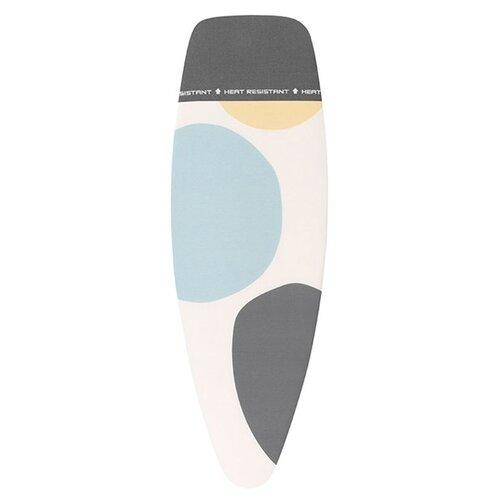Чехол для гладильной доски Brabantia PerfectFit D с поролоном 135х45 см цветные пузыри