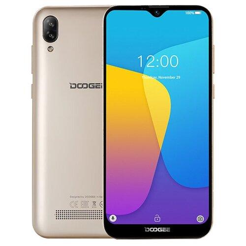 Смартфон DOOGEE X90 золотой смартфон doogee x11 1 8gb черный