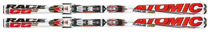 Горные лыжи ATOMIC GS12pb