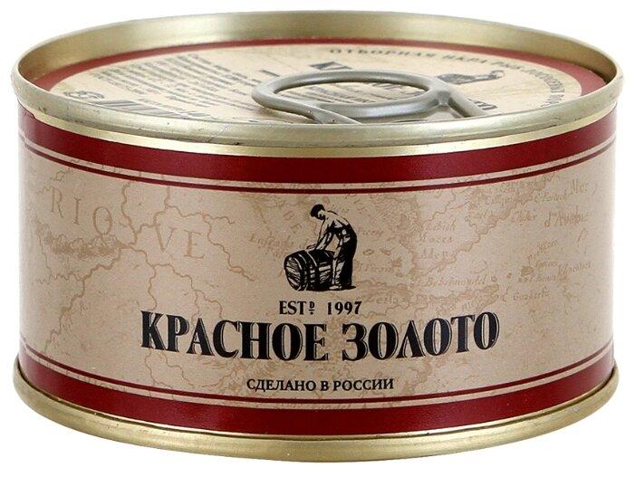 Красное Золото Икра красная лососевая