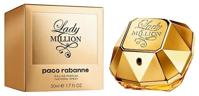 Парфюмерная вода Paco Rabanne Lady Million