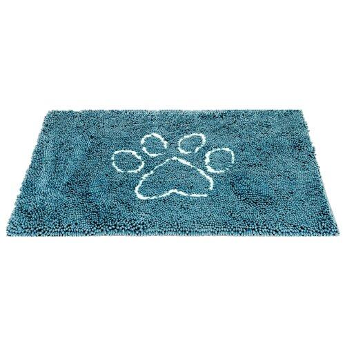 Коврик для собак Dog Gone Smart Doormat L 89х66 см бирюзовый
