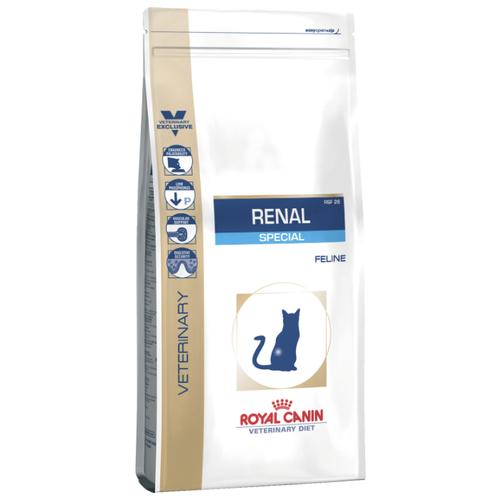 Корм для кошек Royal Canin Renal Special RSF 26 при лечении МКБ 2 кгКорма для кошек<br>
