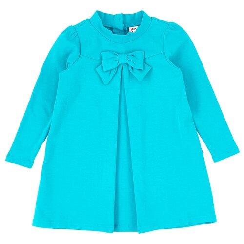Купить Платье Mini Maxi размер 110, темно-бирюзовый, Платья и сарафаны