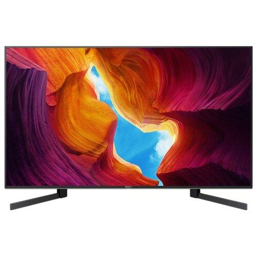 Фото - Телевизор Sony KD-49XH9505 48.5 (2020) черный/серый телевизор