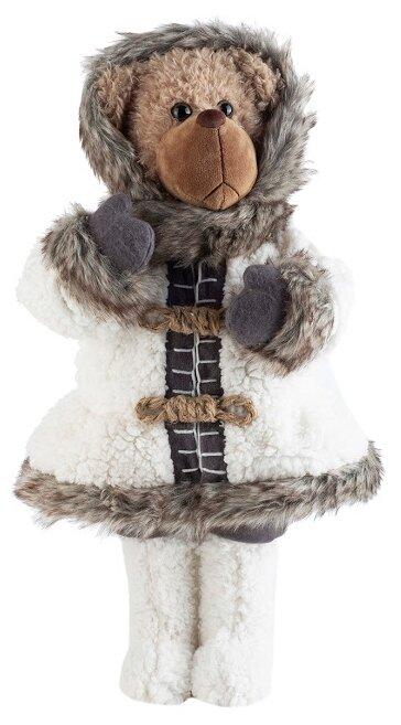 Фигурка KARLSBACH Медведь девочка 68 см