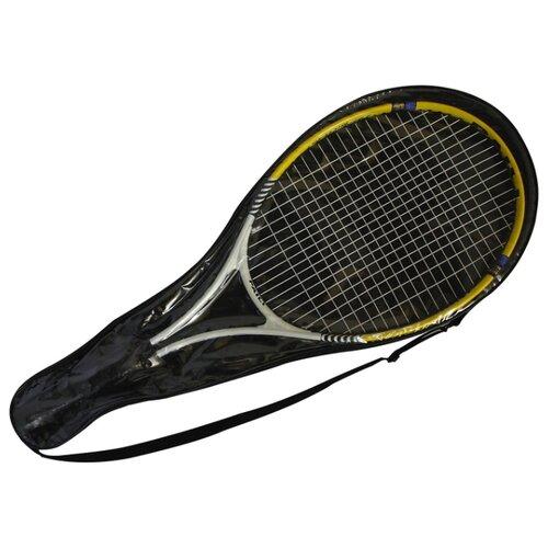 Ракетка для большого теннисаECOS TR-02 27'' белый/желтый