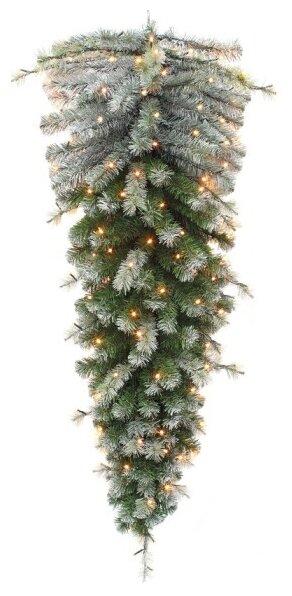 Гирлянда Triumph Tree капля заснеженная 270 см (72029)