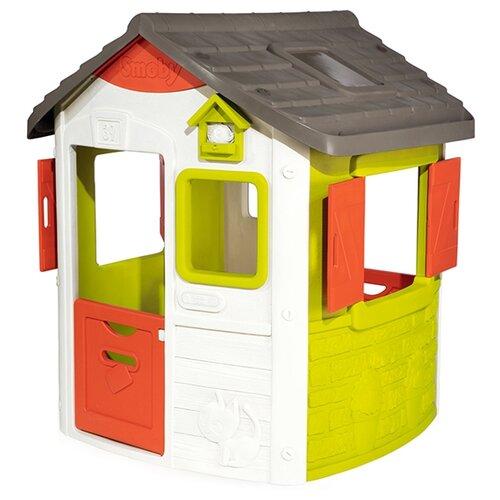 Купить Домик Smoby Jura Neo 810500 красный, Игровые домики и палатки