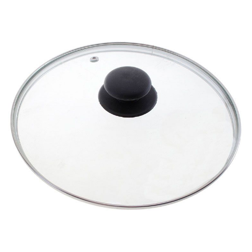Крышка Mallony 987020, 14 см серебристый/прозрачный по цене 384