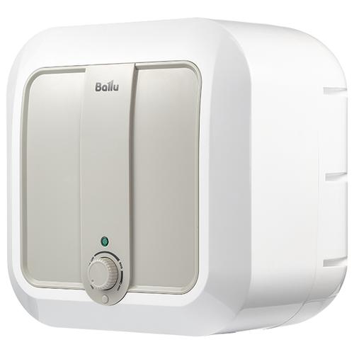Накопительный электрический водонагреватель Ballu BWH/S 10 Capsule U, белый/серый