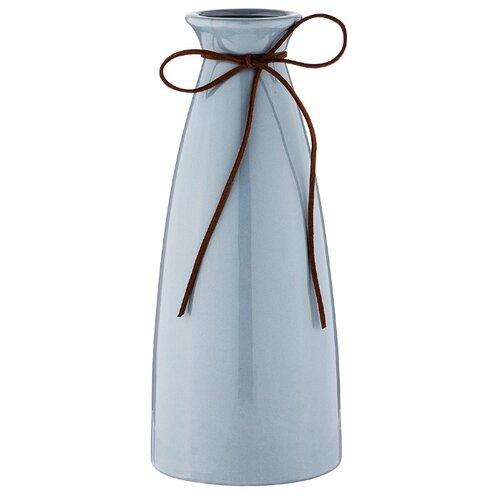 Ваза Lefard 495-4207, голубой ваза lefard claudia 316 1296 белый высота 40 см
