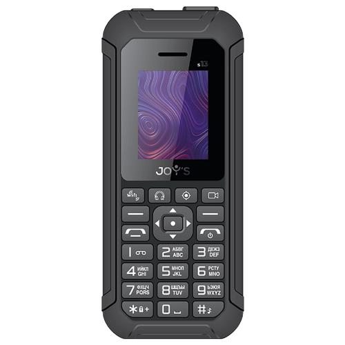 Телефон JOY'S S13 черный