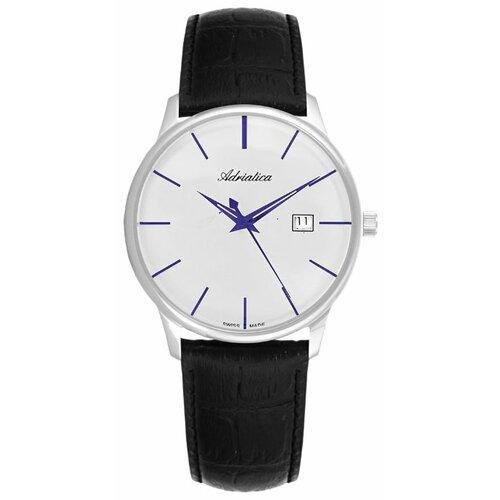Наручные часы Adriatica 8242.52B3Q adriatica часы adriatica 8241 1265q коллекция gents