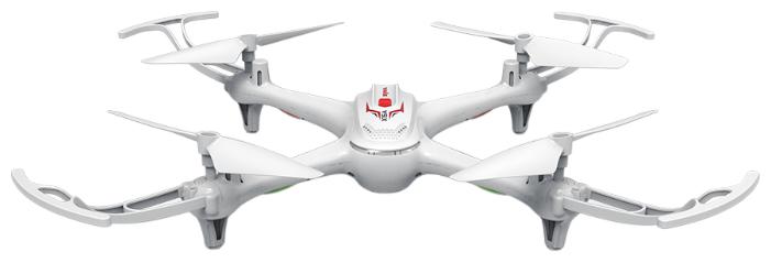 Квадрокоптер Syma X15A белый фото 1