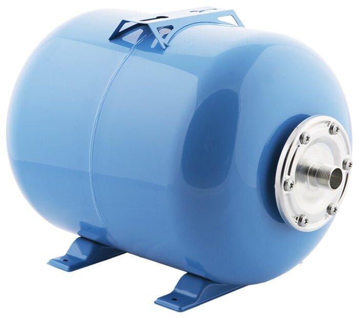 Гидроаккумулятор ДЖИЛЕКС 50 Г 50 л горизонтальная установка